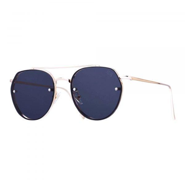 gafas de sol semitransparentes