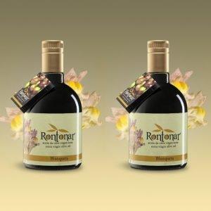 Aceite Monovarietal Blanqueta 2 Botellas de 500ml