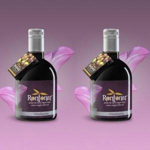 Aceite Monovarietal Alfafarenca Pack 2 Botellas de 500ml