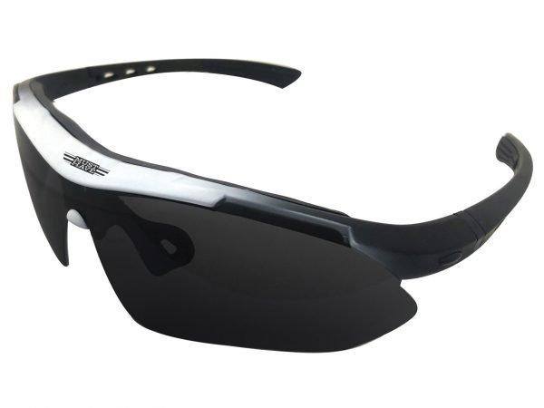 gafas deportivas negras