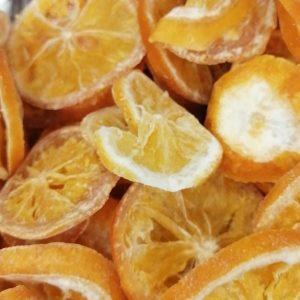 Naranja deshidratada sin azúcar añadido 100g