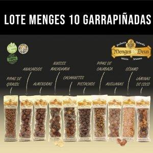 Lote Menges 10 Garrapiñadas