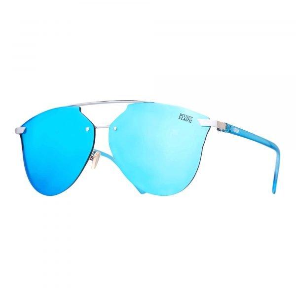 gafas de sol de policarbonato azules