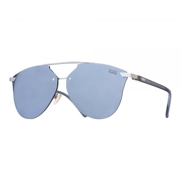 gafas de sol de policarbonato cromadas