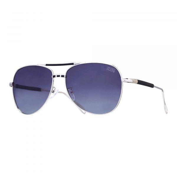 gafas de sol con montura metalizada