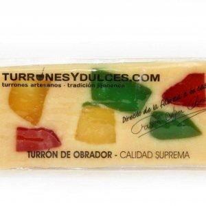 Turrón Frutas TurronesyDulces 300g