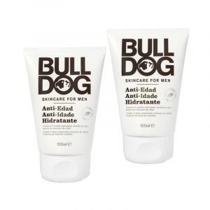 Bulldog skin care for men, crema hidratante con tratamiento anti-edad, antiarrugas masculino, 100 ml