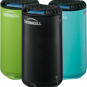 Thermacell anti mosquito ii para exteriores, difusor combo 9 unidades
