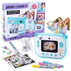 Canal Toys Instant Camera CLK001