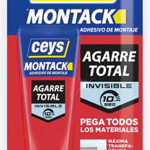 MONTACK AGARRE TOTAL INVISIBLE Ceys 80ml