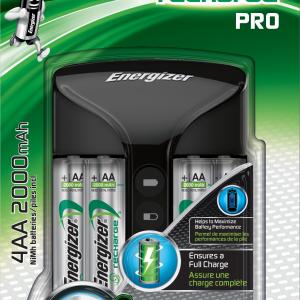Energizer cargador pilas pro 4hr6 2000 mah