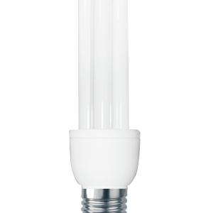 Garza 4u lighting, bombilla stick t3 2u 11w e27 600 lúmenes 4000 k luz fría