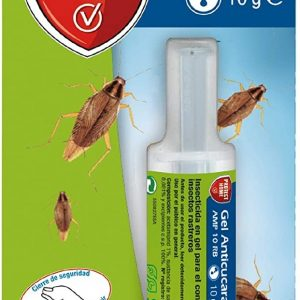 Protect home gel anticucarachas, cebo de acción inmediata, eficacia total
