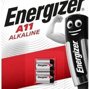 Pack de 2 pilas especiales energizer a11, alcalinas