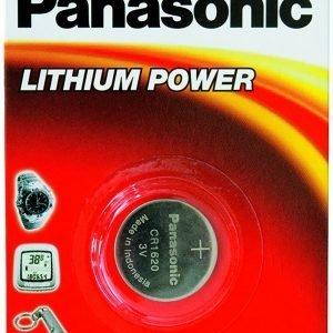 Panasonic, blister de 1 pila cr1620 de litio no-recargable, 3v, 75 mah