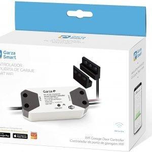 Garza smarthome, control wifi inteligente de aperturas puertas de garaje. control por voz