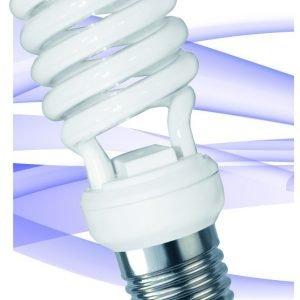 Garza lighting, bombilla espiral luz cálida t2 18w e27 1080 lúmenes 65k luz día