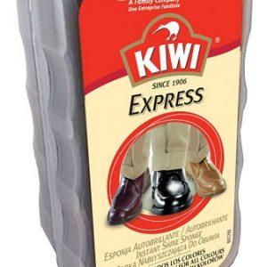 Esponja autobrillante kiwi express, de sc johnson, para todos los colores y cuidado del calzado - 5