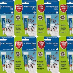 Protect home antihormigas, cebo gel contra hormigas interiores, rápida acción y altamente atractivo
