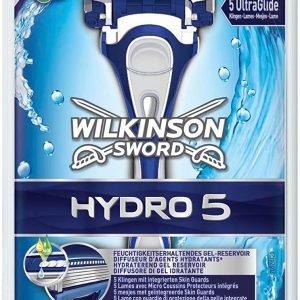 Wilkinson sword hydro 5, máquina de afeitar masculina de 5 hojas