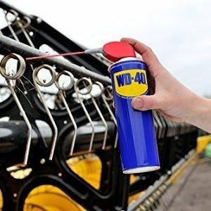 Wd-40, lubricante doble acción con pulverizador, 250 ml + 40 ml gratis. pack de 10 unidades