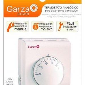 Garza 400618 - crono termostato analógico