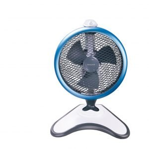 Honeywell ht-700 be, ventilador decorativo de sobremesa con 3 velocidades, 25 w