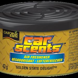 California scents, ambientador coche, casa, oficina... fragancia golden state