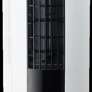 Garza siroco, ventilador mini de torre, oscilante, silencioso, con temporizador y 3 velocidades, co