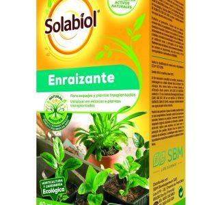 Sbm solabiol, enraizante líquido orgánico para esquejes y plantas trasplantadas, 40 ml