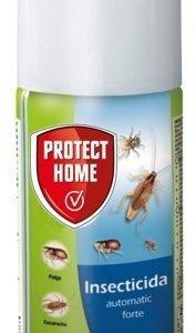 Protect home, insecticida descarga total, automático, antiguo solfac, 150ml