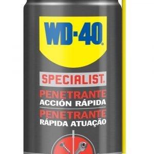 Wd-40 specialist penetrante, spray en formato doble acción de 400 ml