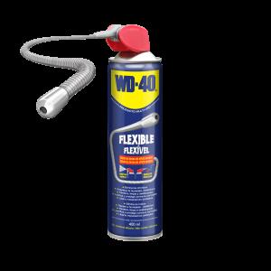 Wd-40 multi uso flexible, spray 400 ml – llega donde otros no llegan