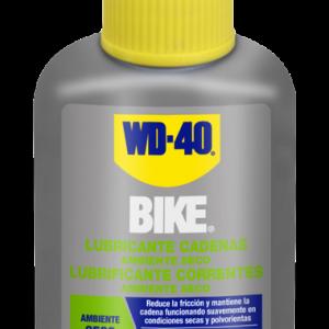 Wd-40 bike, lubricante cadenas bicicleta ambiente seco. gotero 100 ml