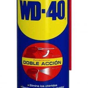 Wd-40 lubricante multi uso doble acción, 500 ml