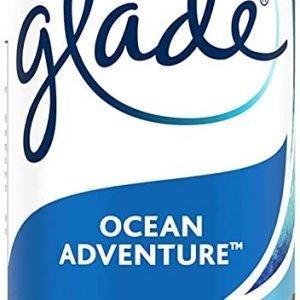 Glade by brise de sc johnson, ambientador aerosol con fragancia ocean adventure, 300 ml