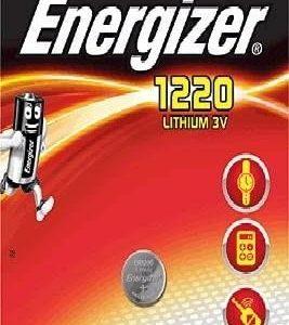 Pila energizer cr1220 lithium 3 v