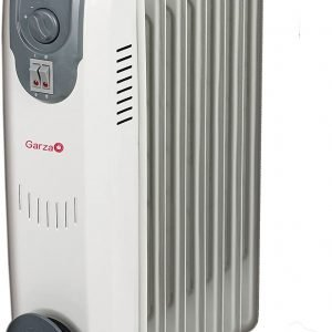 Garza climate sahara, radiador de aceite con ruedas, 7 elementos, potencia 1500 w