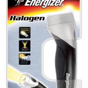 Linterna halógena energizer 2c, resistente intemperie, color negro