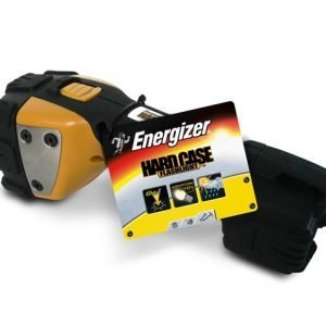 Linterna energizer hardcase 2d - krypton, resistente, lente irrompible