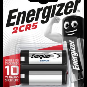 Pila litio energizer 2cr5 lithium photo 6 v