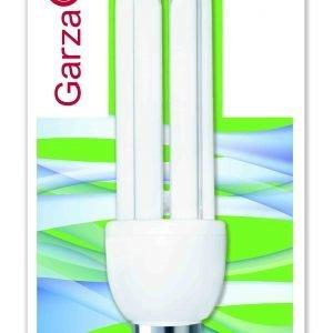 Garza lighting, bombilla fluorescente compacta stick t3 4u 20w e27 1550 lúmenes 40k