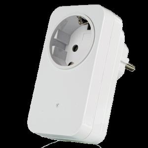 Trust ac-1000, interruptor para enchufe, regulador inteligente de luz