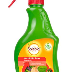 Solabiol herbicida herbiclean total natural al 500 ml