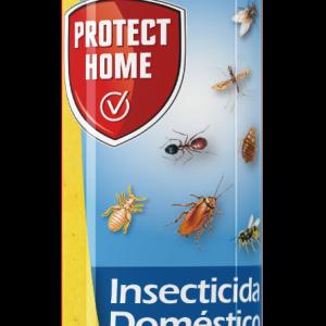 Protect home, insecticida doméstico para el control de insectos voladores y rastreros