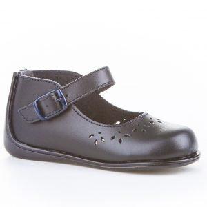 Zapato azul marino para niña de Angelitos