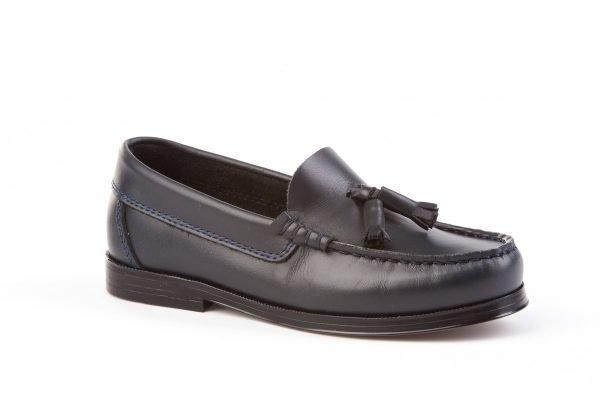 zapatos colegiales tipo castellano
