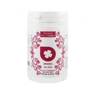 Aceite de onagra 450 perlas farmacia hidalgo