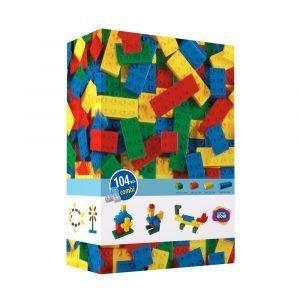 Juego de construcción Combis Educativo | Caja de 104 piezas | Mayores de 18 meses
