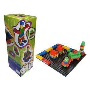 Juego de construcción Combis Educativo | Caja de 65 piezas | Mayores de 18 meses